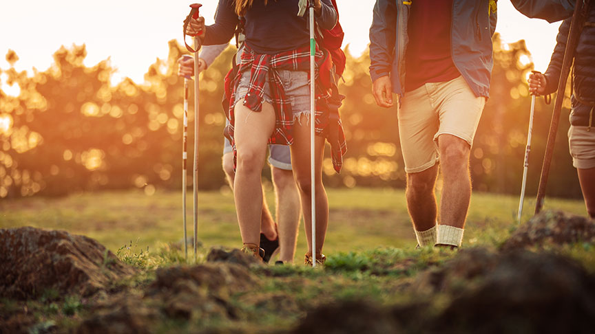 Outdoor Wandern