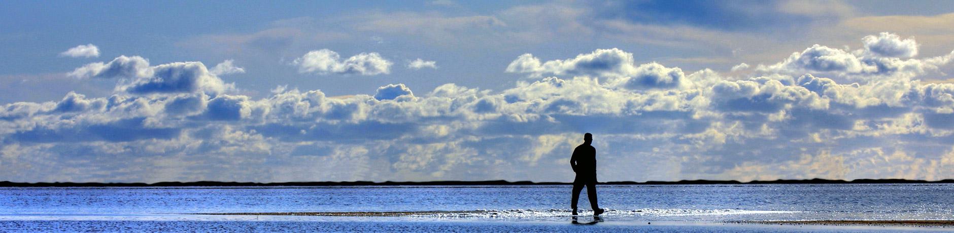 Atemtechnik - richtig Atmen wir hier am Meer